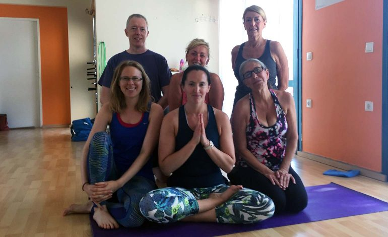 Lunchtime yoga sessions on offer in aid of local Bath charity Julian House