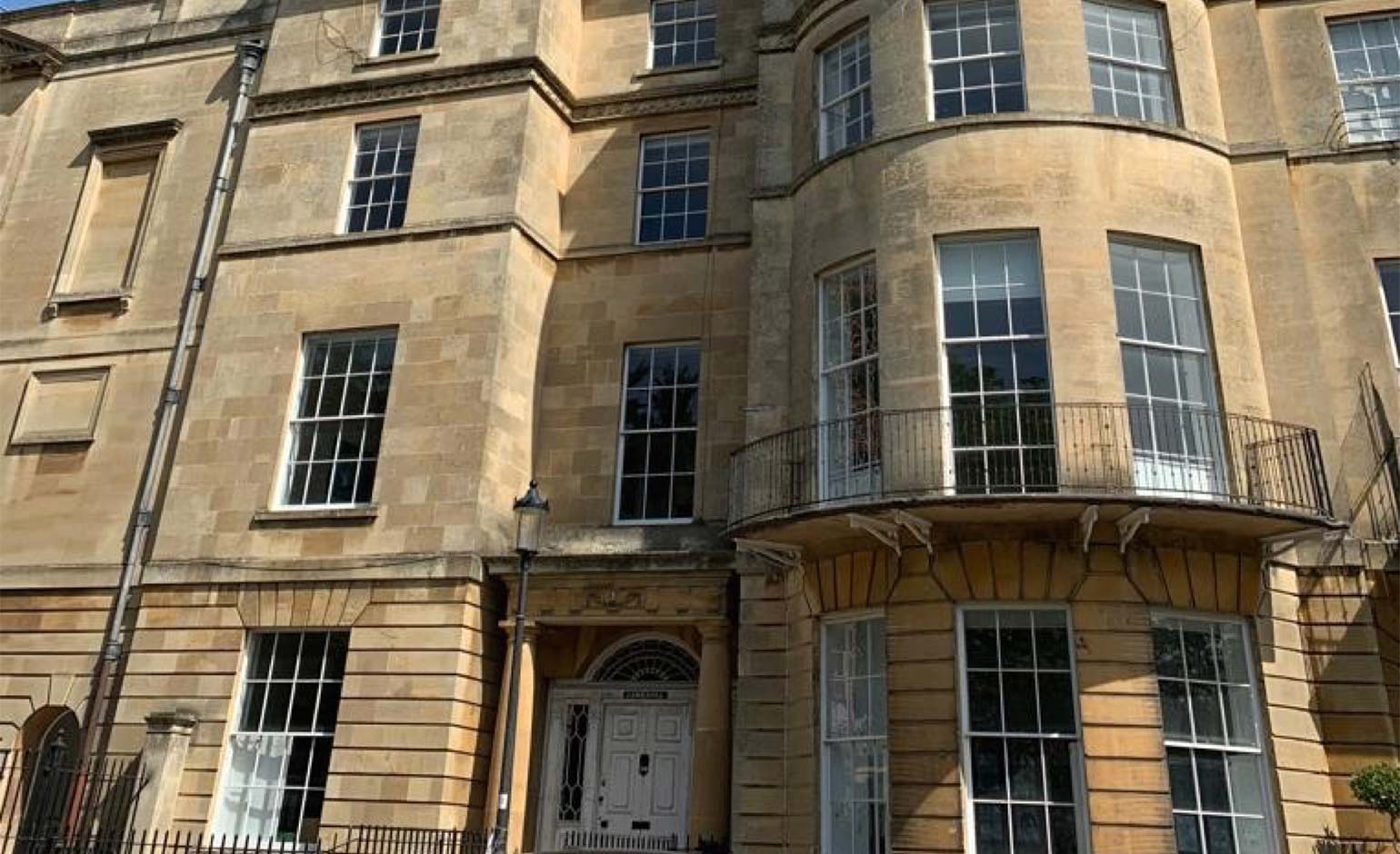 Georgian townhouse to be converted into seven apartments by local developer