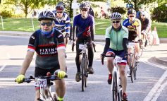 Over 100 cyclists take advantage of good weather for Team Bath Sportive
