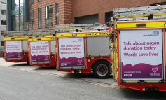 Avon Fire and Rescue Service partners with NHS for organ donation wrapping