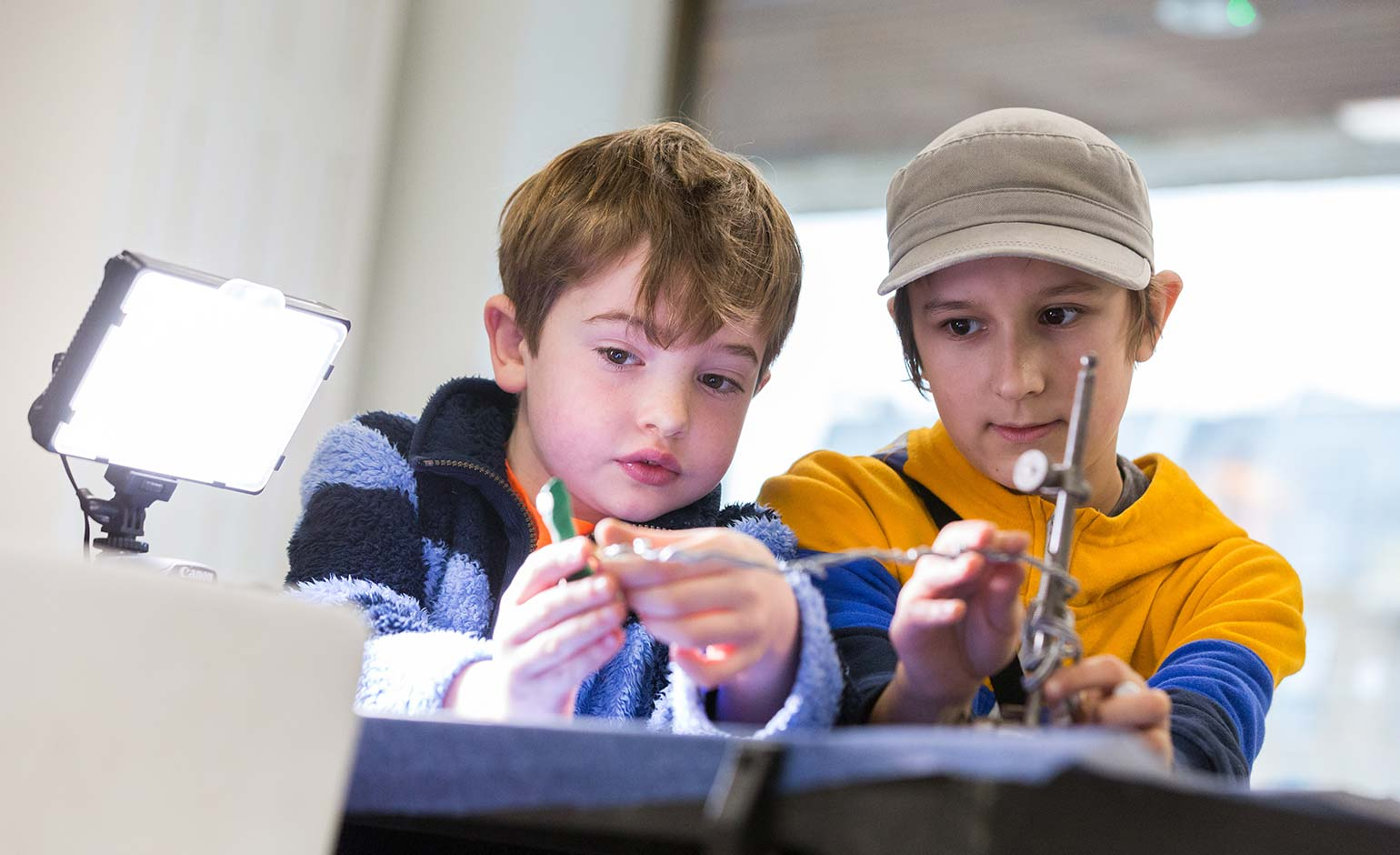 Free half-term animation workshops to be held at The Hub in Mulberry Park