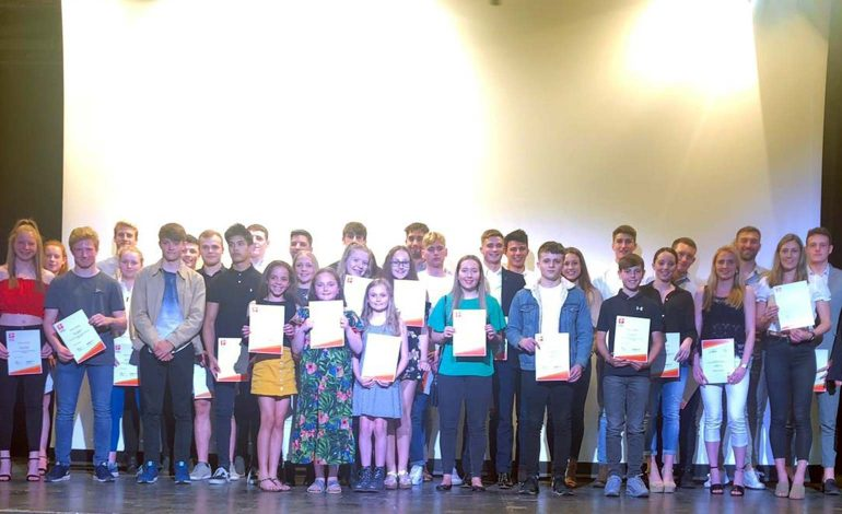 Over 100 young athletes awarded more than £72k by GLL Sports Foundation
