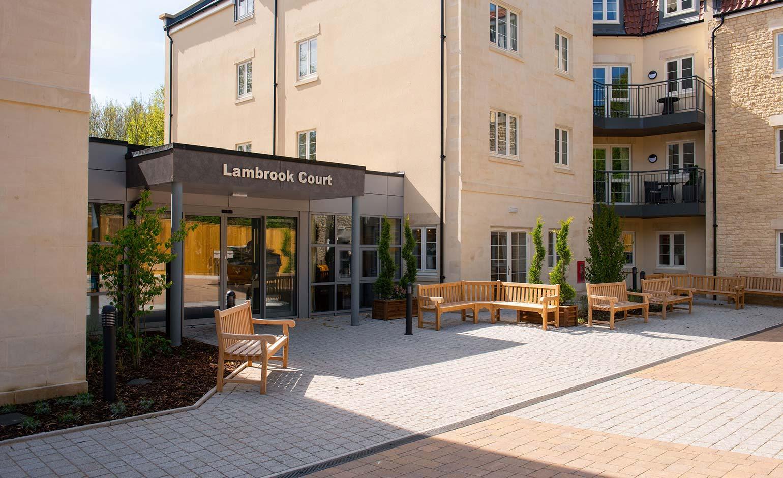 Bath retirement development recognised in prestigious national awards
