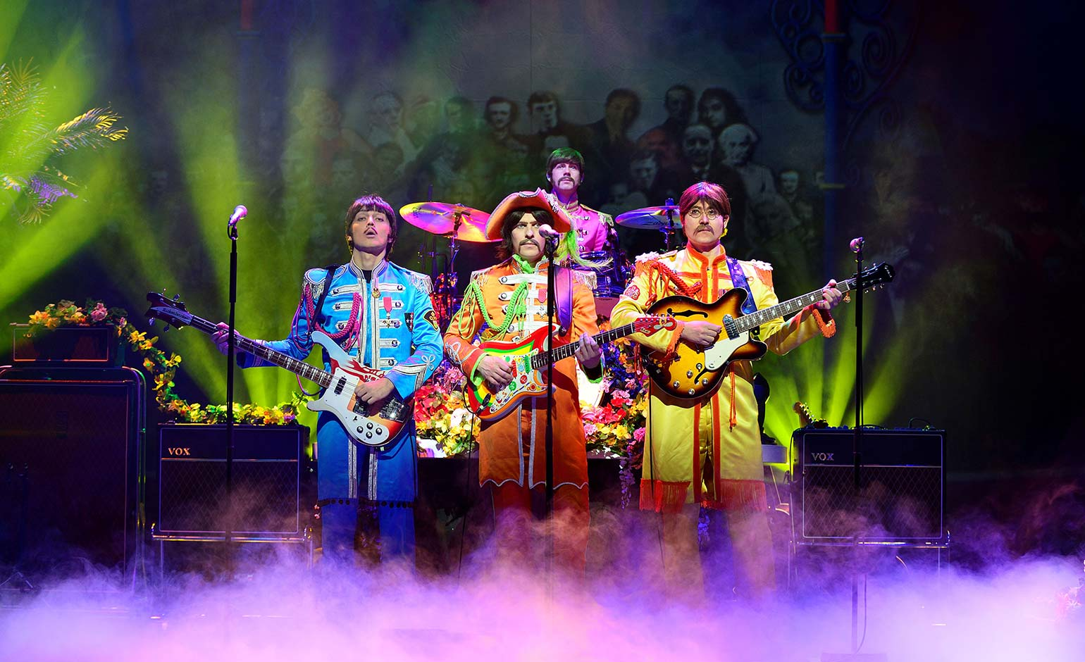 Win two tickets to see Let It Be at the Theatre Royal! | Bath Echo