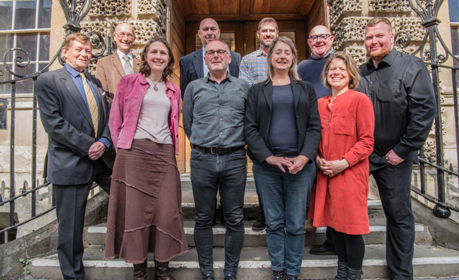 B&NES Council's new administration shares ambitions for next four years | Bath Echo