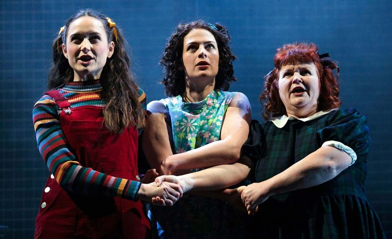Review   My Mother Said I Never Should – The Theatre Royal, Bath