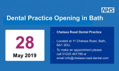 New dental practice on Chelsea Road in Bath opens its doors to NHS patients