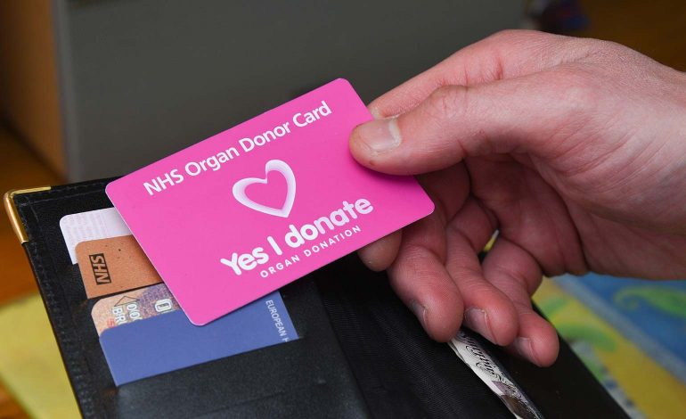 Families across Bath being urged to talk about organ donation decisions