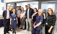 £2.7m Oral and Maxillofacial Surgery department officially opened at the RUH