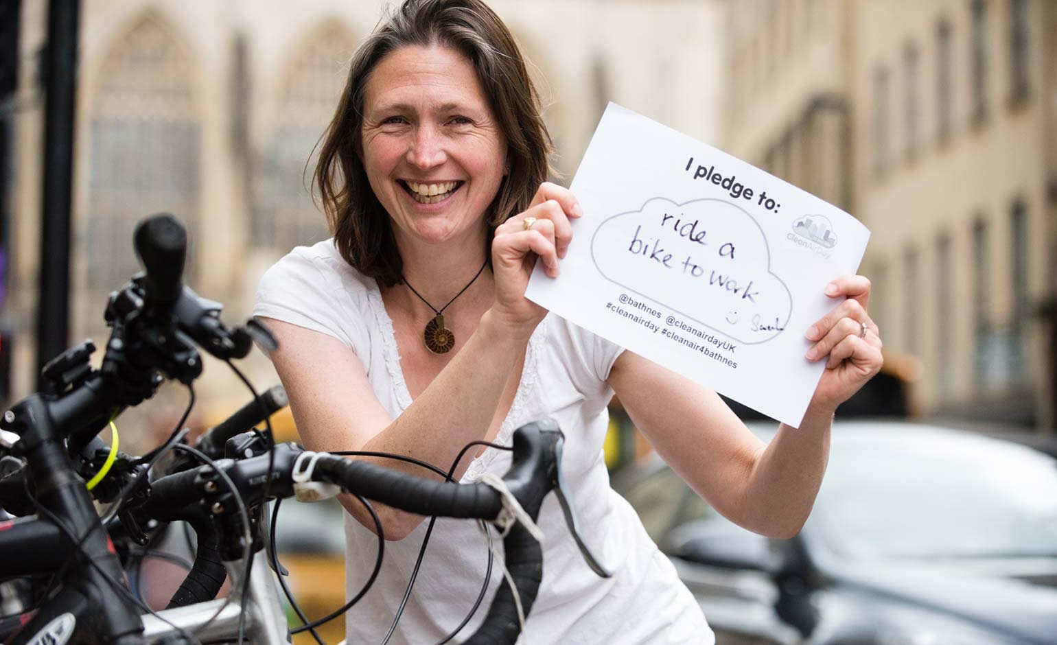 Residents and local businesses being urged to get involved in Clean Air Day | Bath Echo