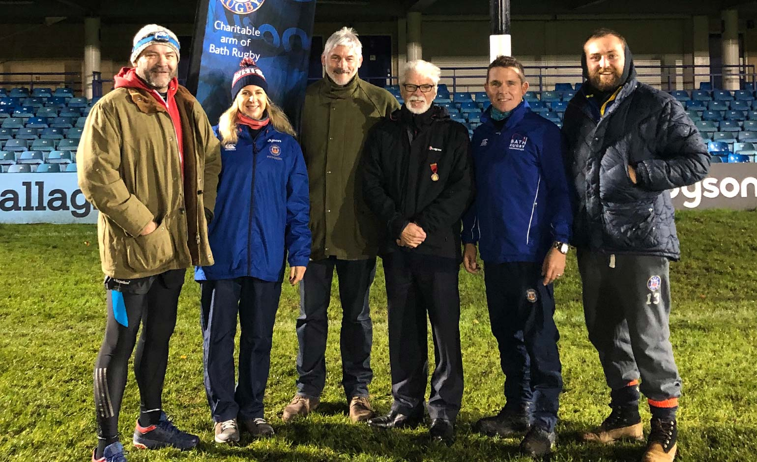 Rec Sleep Out event set to raise vital funds for the Bath Rugby Foundation | Bath Echo