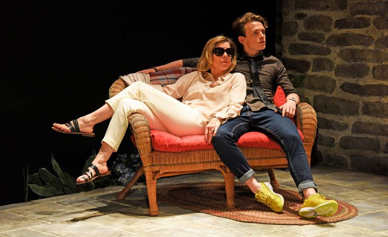 Review   Vanya and Sonia and Masha and Spike - The Ustinov Studio