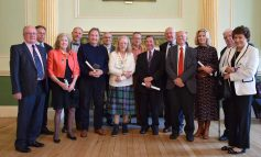 Bath & North East Somerset Council honours long-serving former members