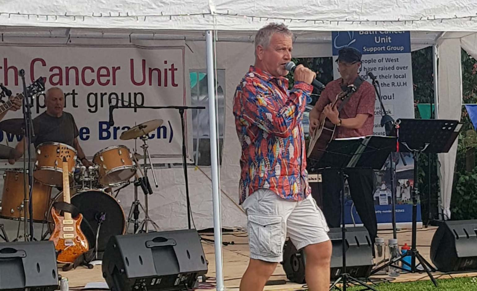 Mini music festival raises over £2,500 for Bath Cancer Unit Support Group | Bath Echo