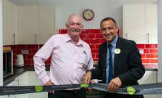 £26m Curo investment sees Chandler Close community kitchen makeover