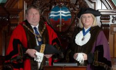 Councillor Gerry Curran appointed 792nd Mayor of Bath at special ceremony