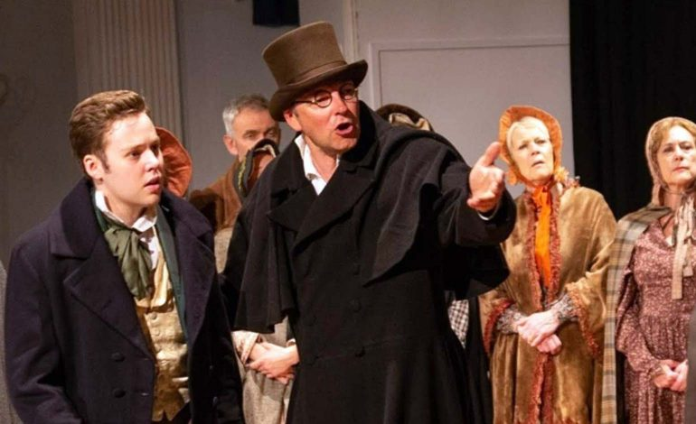 Review   Great Expectations - The Mission Theatre, Bath