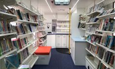 Brand new mobile library for B&NES to enter service at the start of July