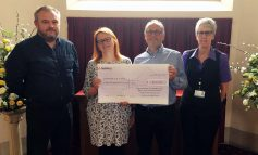 Bereavement charity receives £8k thanks to Haycombe Crematorium recycling