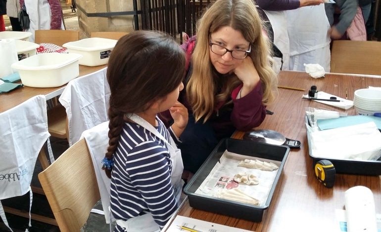 Archaeology at Bath Abbey brought to life with free activities and tours