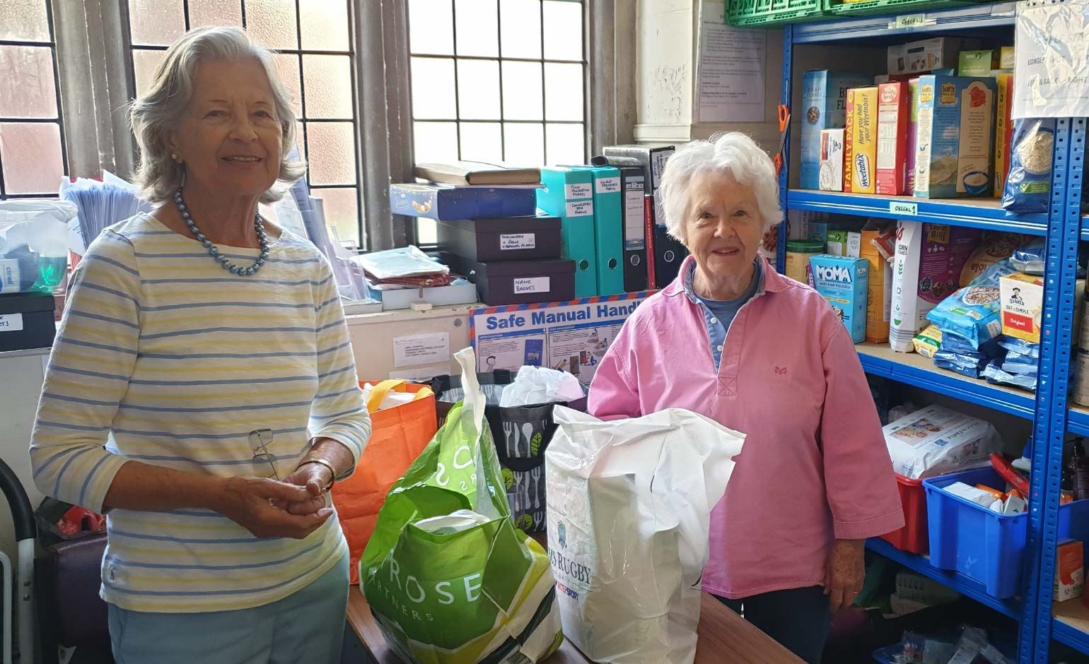 Councillors pledge to tackle food poverty across Bath & North East Somerset