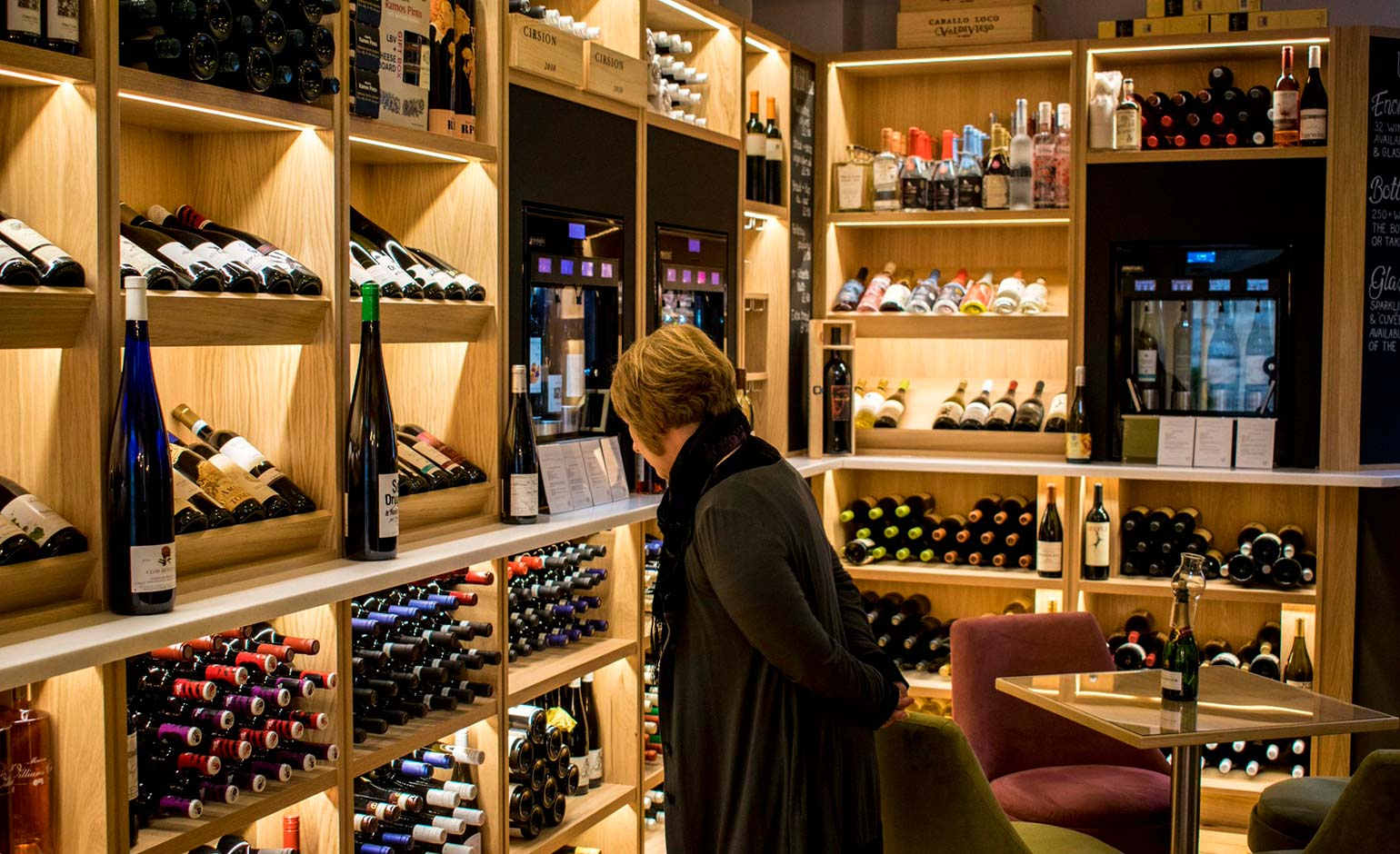 Wine business Le Vignoble receives 'Regional Merchant of the Year' award