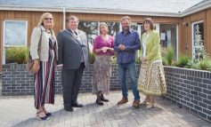 Martin Roberts opens Moorlands Community Nursery and Early Years Centre