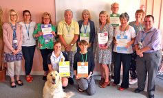 New Living Library initiative deemed a great success at the RUH in Bath