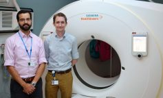 Cutting-edge radiology technology being used to treat patients at the RUH