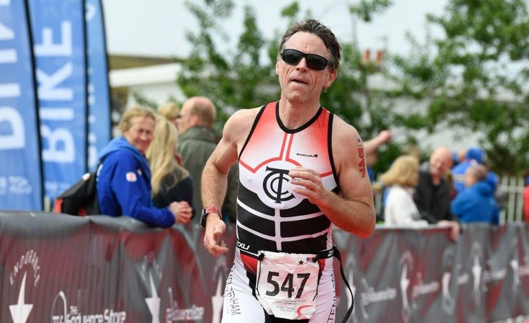 Curo property director heads to Romania as part of Team GB's duathlon squad