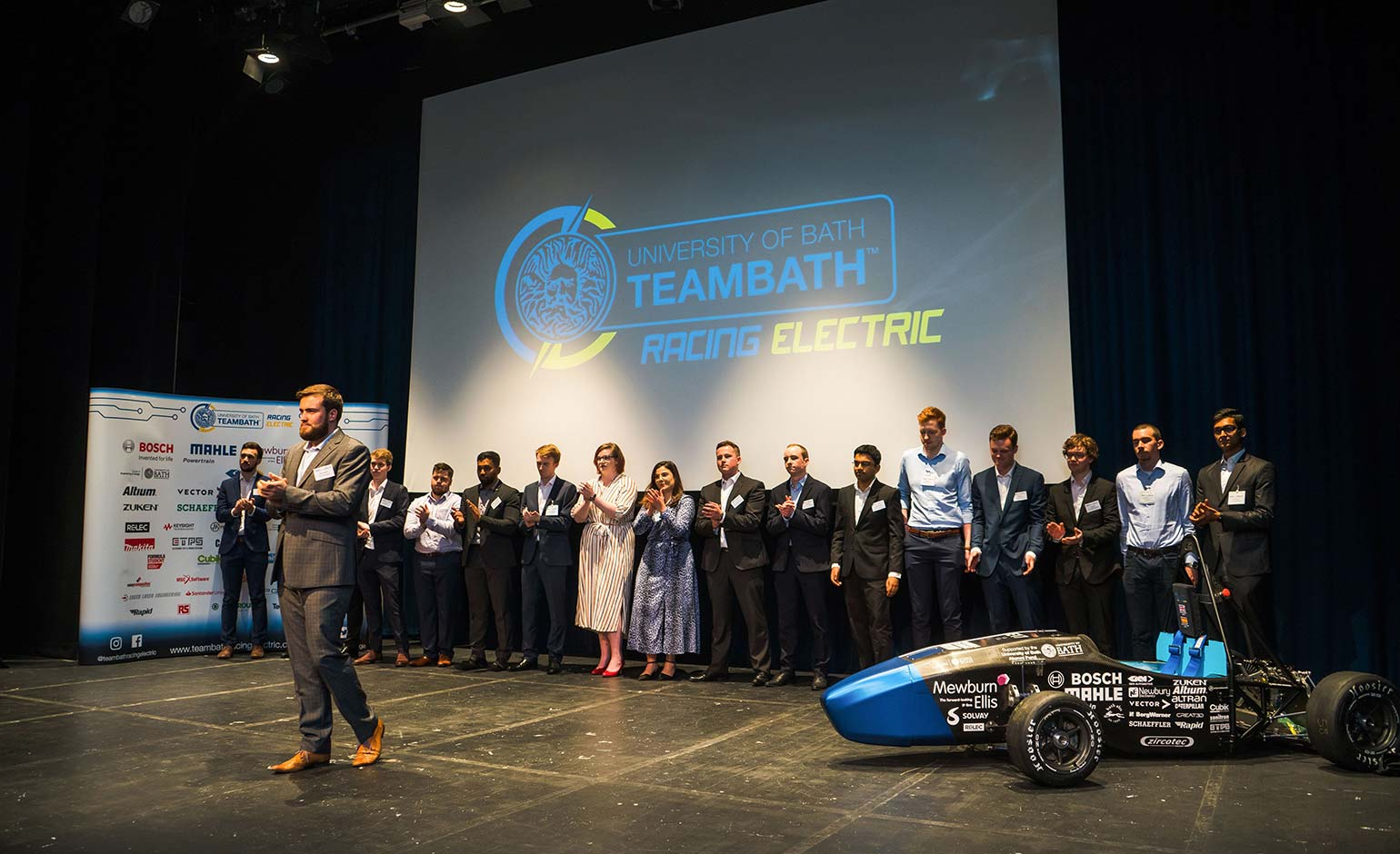 University's student teams to enter all three formats of Formula Student UK | Bath Echo