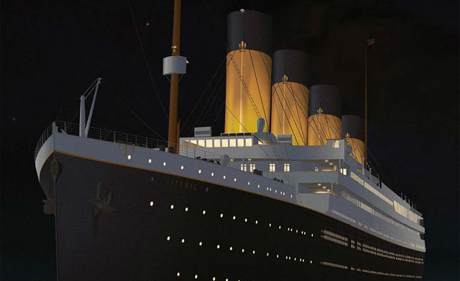 Review | Titanic - Kingswood Theatre, Bath | Bath Echo