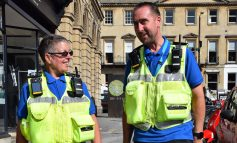 Council's Civil Enforcement Officers to keep cool thanks to new uniform