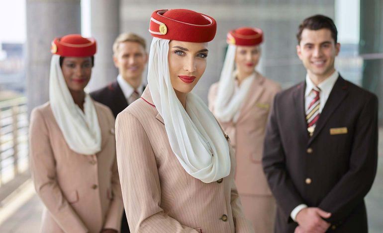 International airline Emirates to hold cabin crew