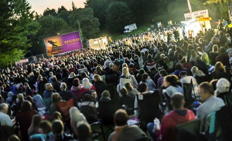 Annual Movie by Moonlight RUH fundraiser to feature Bohemian Rhapsody
