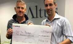 Altus names Bath-based Off The Record as its chosen charity of the year