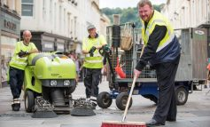 Major £40,000 clean-up of the centre of Bath ordered by B&NES Council
