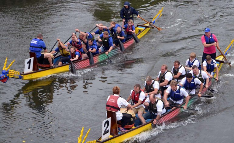 Locals invited to join fun and festivities at this year's Bath Dragon Boat Race