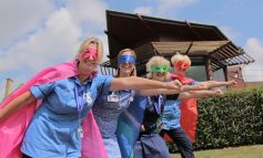 Bank Holiday discount for Dorothy House's 'Hospice Care Hero Walk'