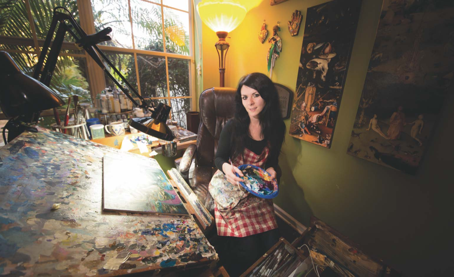 Colouring Masterclass set to be held in Bath thanks to local publisher