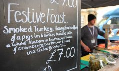 Festive street food market set to return to Kingsmead Square this November