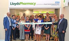 LloydsPharmacy opens new outpatient pharmacy at the RUH in Bath