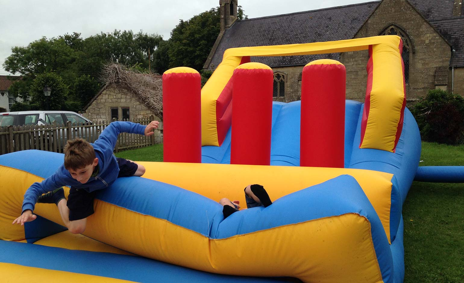 Action-packed summer fun days for Peasedown children and families