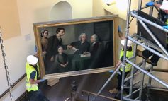 RNHRD's historic paintings set for expert restoration ahead of big move