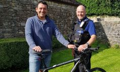 Stolen bike returned to Batheaston owner thanks to local community