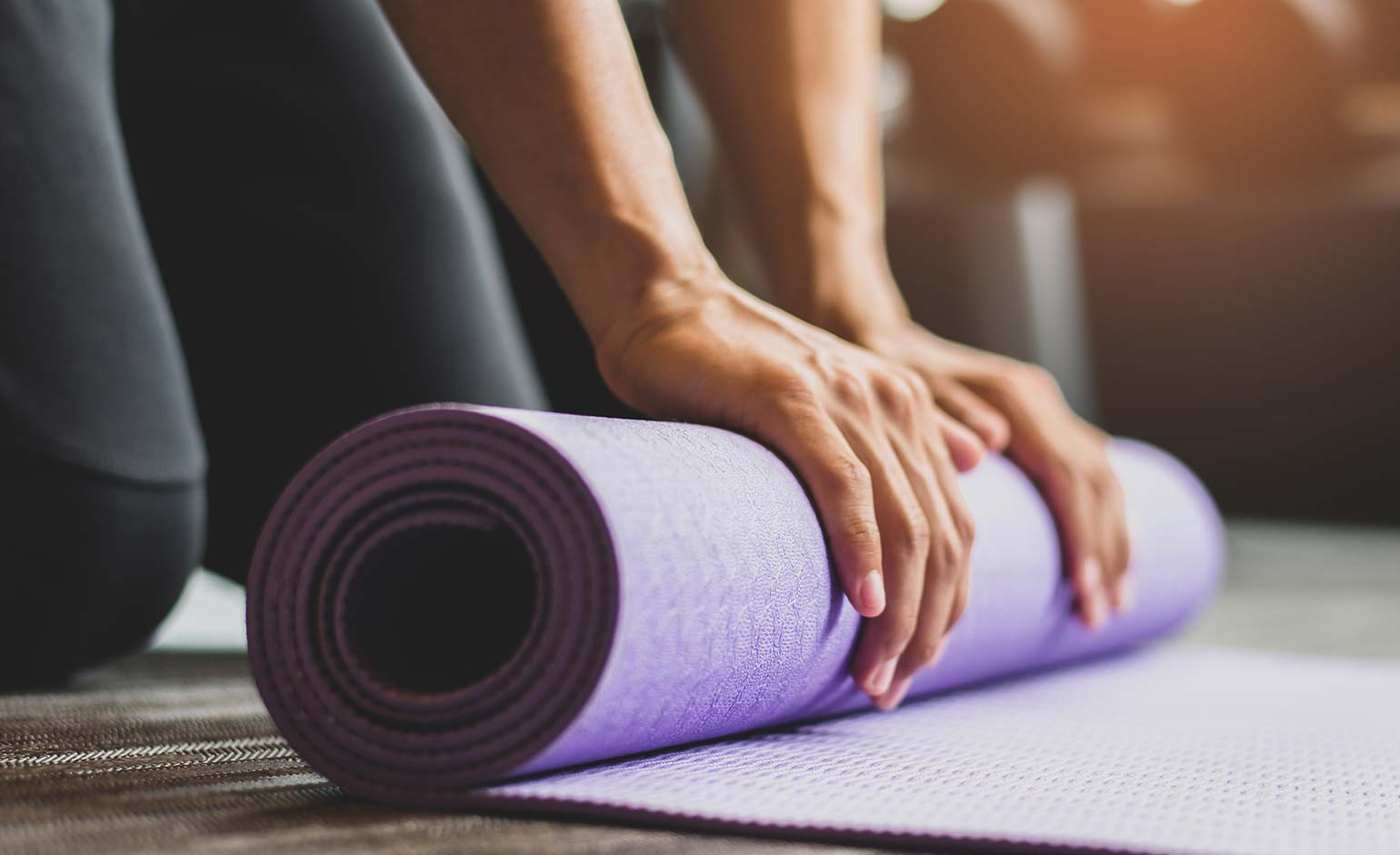 Free yoga sessions on offer at the SouthGate shopping centre in Bath