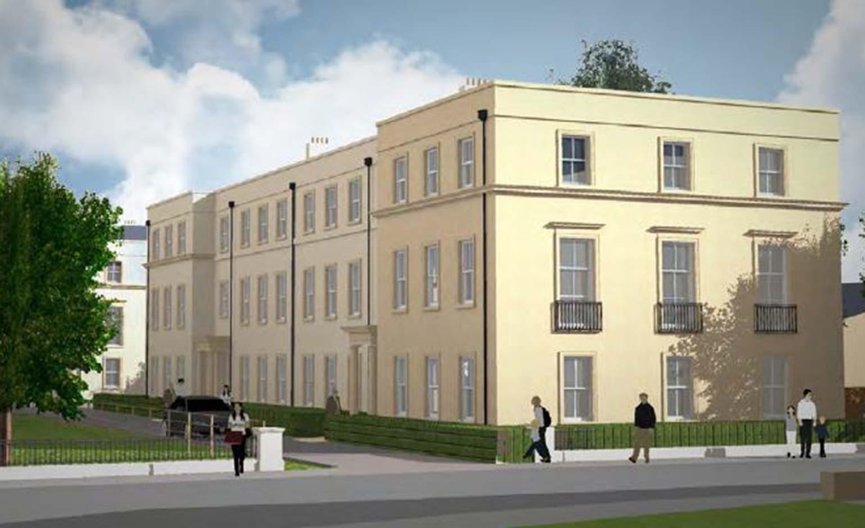Housing company reveals plans for 18 flats on former Newbridge depot