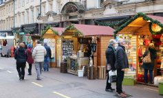 Plans for Bath Christmas Market's traders to return to Milsom Street this year