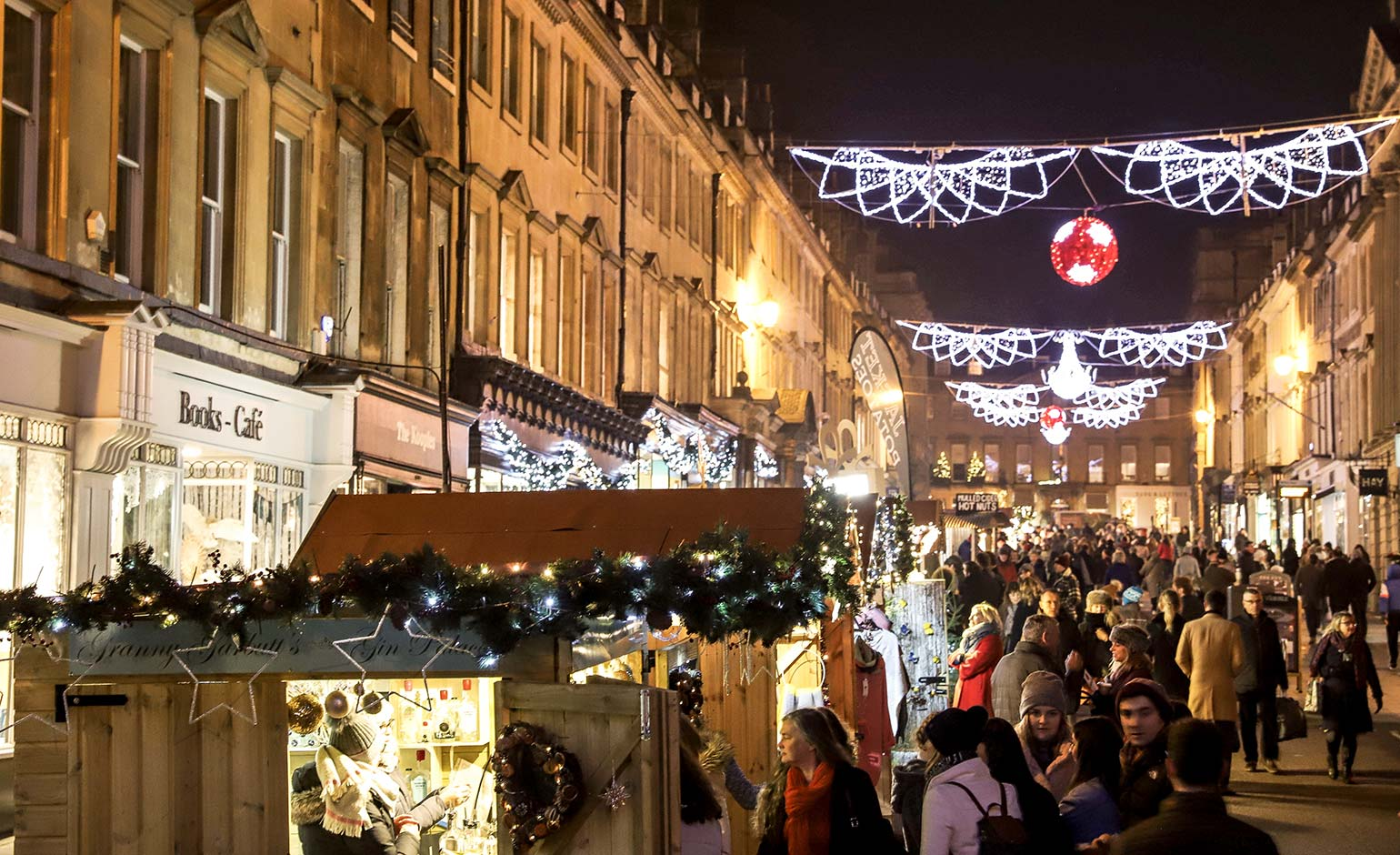 Decision set to be made on whether to run Bath Christmas Market for 2021