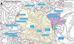 Council reveals final plans for introduction of Bath's proposed clean air zone